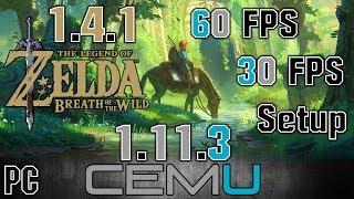 The Legend of Zelda: Breath of the Wild on Phenom II