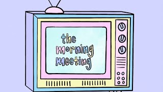 The Morning Meeting EP01 feat. Field Medic