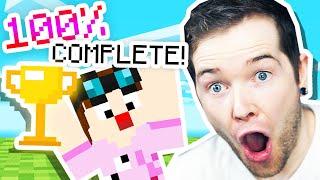 I COMPLETED Minecraft Hardcore!