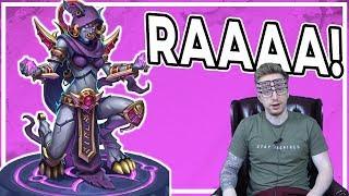 Summon Highkeeper RA!