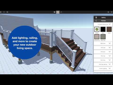 AZEK® Building Products Launches Real-time 3D Deck Designer Tool ...