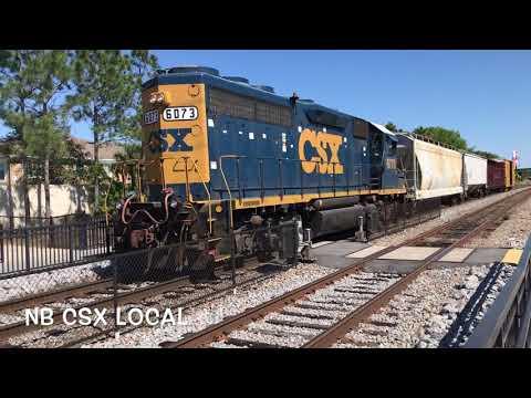 Amtrak & Sunrail Orlando Area