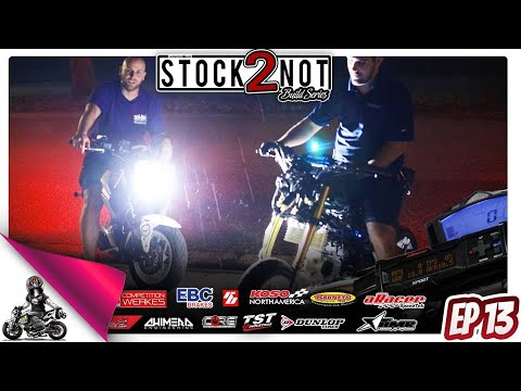 Tuning the Grom | New Grips | S1 E13 Stock2Not