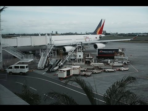 Philippine Airlines A340 Domestic Flight Experience: PR1861 Manila to Cebu