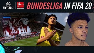 FIFA 20 | The Definitive Bundesliga Experience
