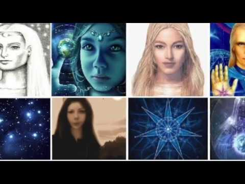 Download Different Pleiadian Alien Beings Part 1 - Pleiades
