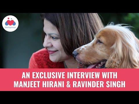 Manjeet Hirani & Ravinder Singh on LOVE