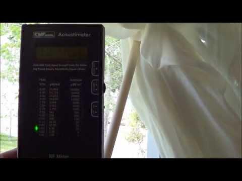 EMF Protection: Radio Frequency Shielding Fabric Swiss Shield
