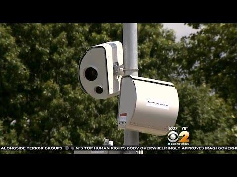 Nassau County Speed Cameras Operating Again In School Zones