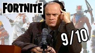 so i played fortnite. i hated it. 9/10