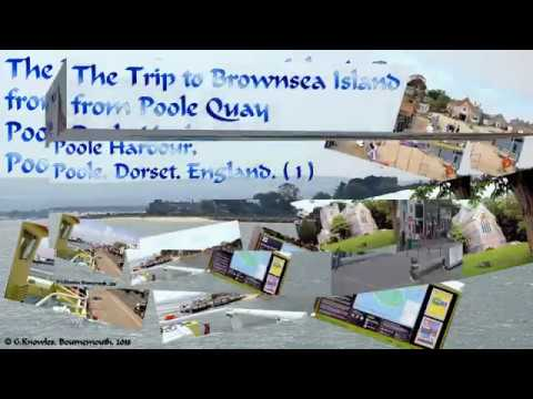 Brownsea Island Ferry trip June 2018, from Poole Quay, Poole, Dorset,  England. ( 1 )