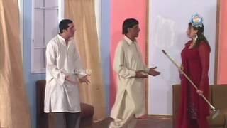 Best Of Zafri Khan and Mastana New Pakistani Stage Drama Full Comedy Clip