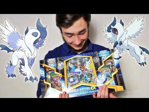 Ouverture d'un ENORME Coffret Pokémon Mega Absol EX ! Une PREMIUM COLLECTION !