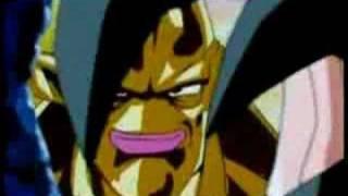 DragonBall GT-Goku SSJ4-Linkin Park-In The End