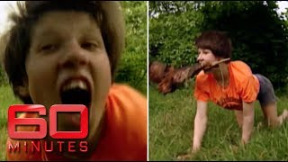 Abandoned toddler rescued and raised by feral dogs | 60 Minutes Australia