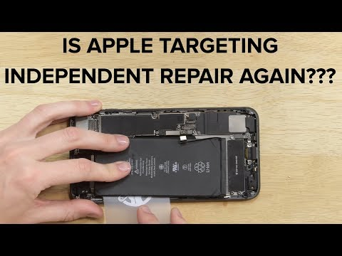 Is Apple Targeting Independent Repair AGAIN???