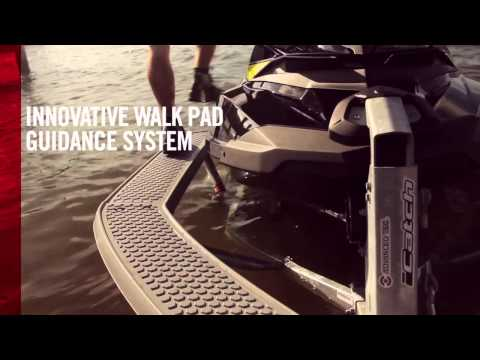 Sea-Doo Move Trailers & Sea-Doo Watercraft: Made for each other.