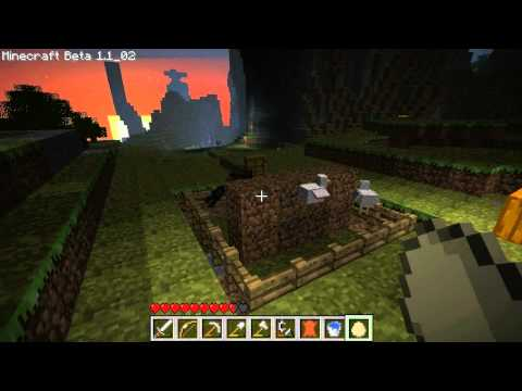 Minecraft How to Get Chicken Eggs Easily