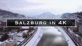 Salzburg in 4K