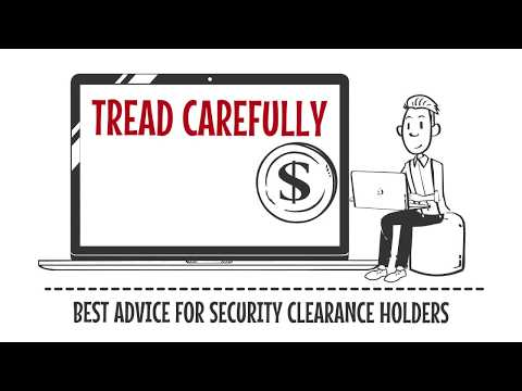 Bitcoin and Your Security Clearance