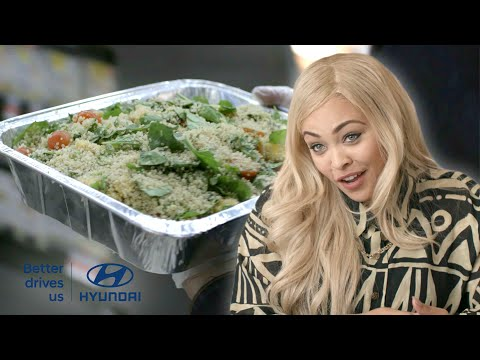 How Your Leftovers Could Feed The Homeless // Presented By BuzzFeed & Hyundai