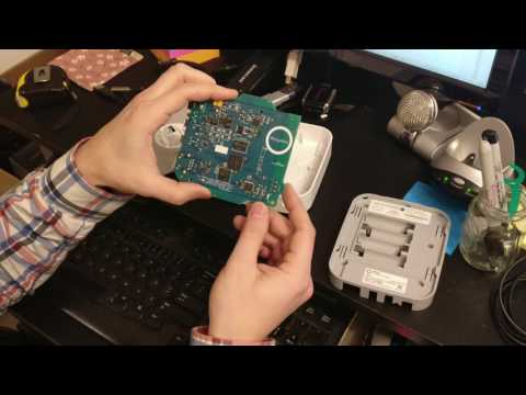 SmartThings Hub Disassembly and Hardware Breakdown!