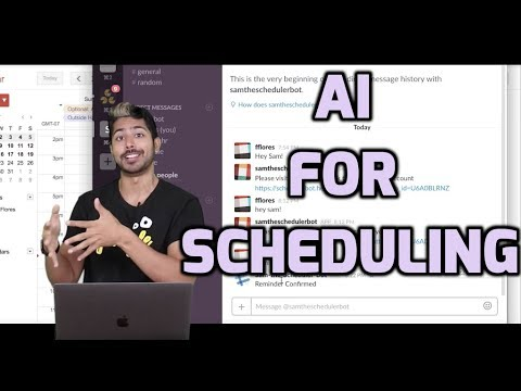 AI for Scheduling