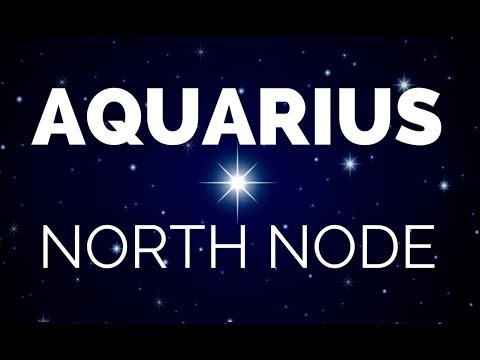 NORTH NODE IN AQUARIUS, SOUTH NODE IN LEO | Karma & Past Lives | Hannah's Elsewhere