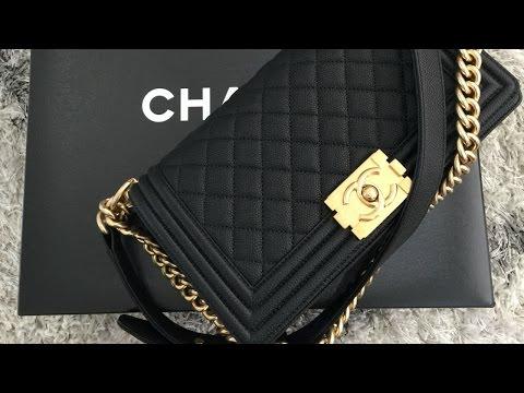 Chanel Cruise 2017 Unboxing OMG - Cruise Fashion Sale Handbags a3efc03e6e7a0