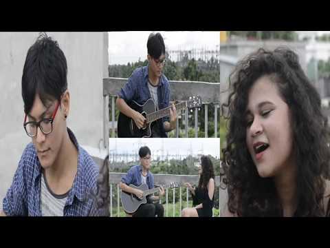 Mash up (Sau aasmaan & A sky full of stars) Aben ft. Srijaya