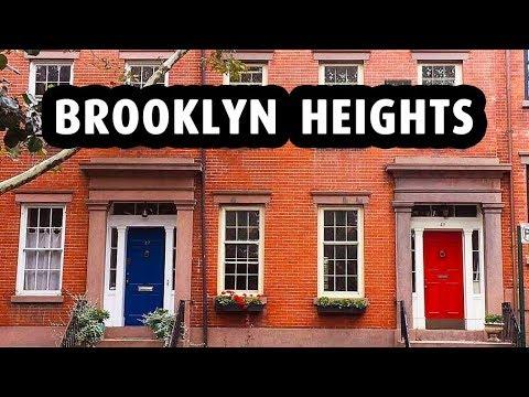 Brooklyn Heights: Most Charming Neighborhood in New York City