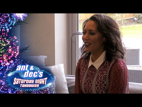 Mel B's 'Get Out Me Ear!' Prank With Ant & Dec - Saturday Night Takeaway