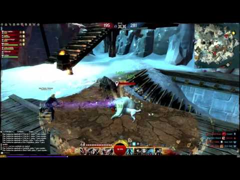 Guild Wars 2 PvP Gameplay - Thief
