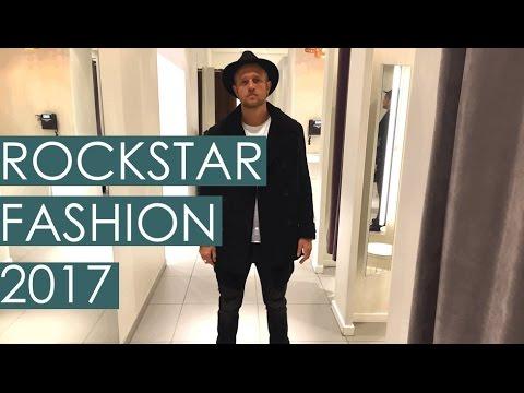 ROCKSTAR FASHION 2017 - HOW TO LOOK ROCK N ROLL