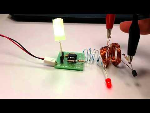 EMF detector