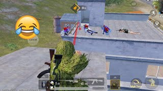 Noobs Are Best Friends 🥰🤣 | PUBG MOBILE FUNNY MOMENTS