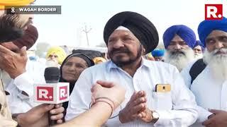 Devotees Queue At Attari Border As Kartarpur Corridor Pilgrimage Begins