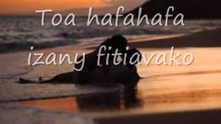 Tsiaro anao_Lalatiana