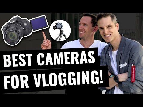 Best Cameras for Vlogging in 2018!