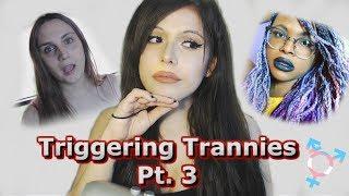 Upset Trans People
