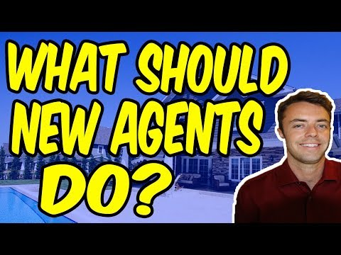 What Should New Real-Estate Agents Do? (Ways To Get Clients FAST)