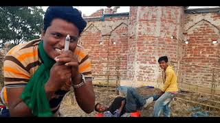 Must Watch New Funny Comedy Videos 2019 Lungi Fun new