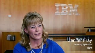Download IBM Adopts TestOut's IT Training Video