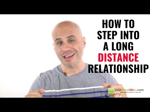 How To Step Into a Long Distance Relationship