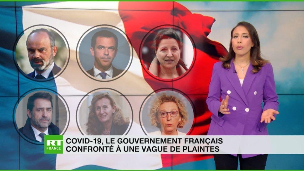 Covid-19 : pluie de plaintes contre le gouvernement