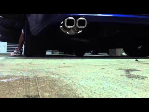 BMW e92 328i lightly modded
