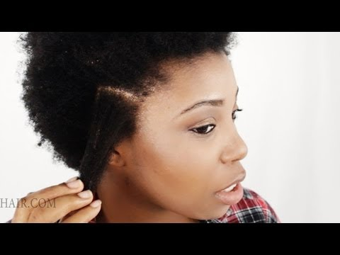 Why Is Natural Hair So Dry?