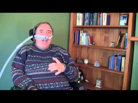 Neil Ladyman talks about living with MND