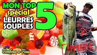 Download mon TOP 5 Leurres souples HD تعرف على أحسن و أخطر 5 طعوم صيد البلاك باص Video