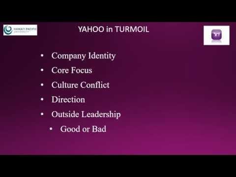 Project Team 3 - Yahoo Security - Cultural Change